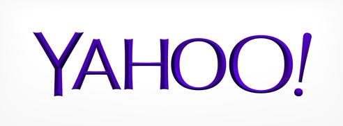 Nouveau logo yahoo 2013