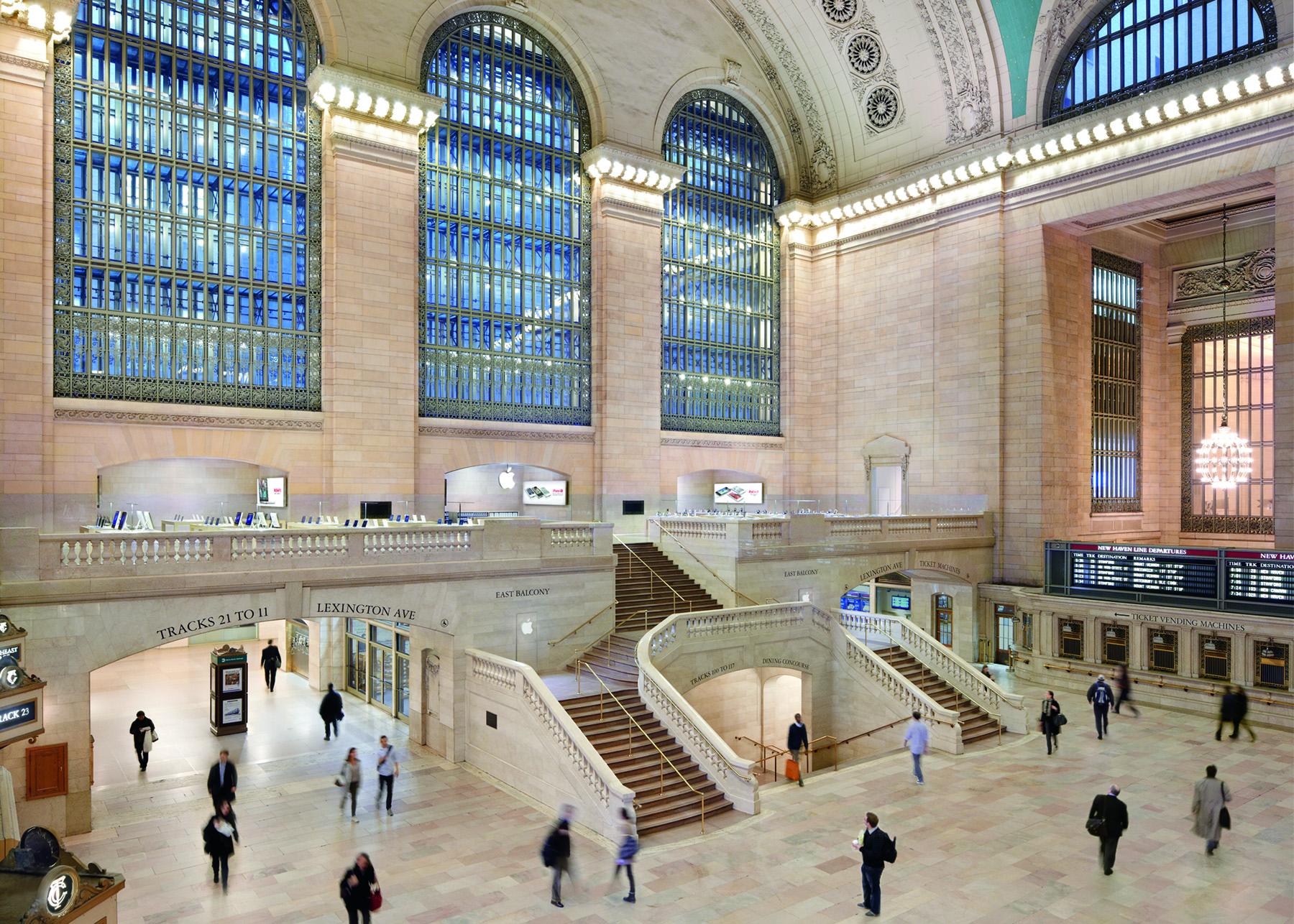 Grand Central, New York City