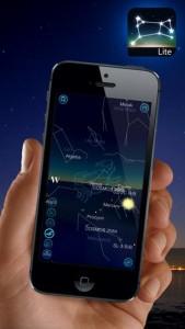 L'application sur iOS