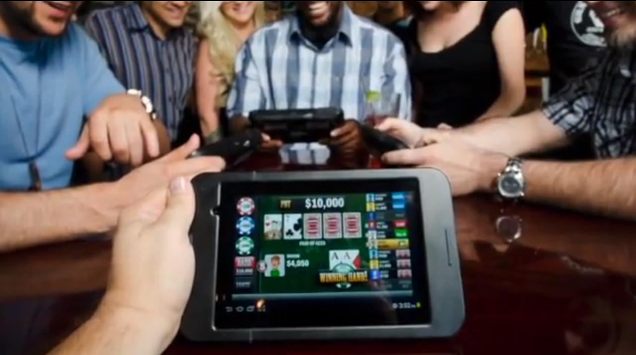 restaurant tablette