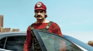 Mario humain