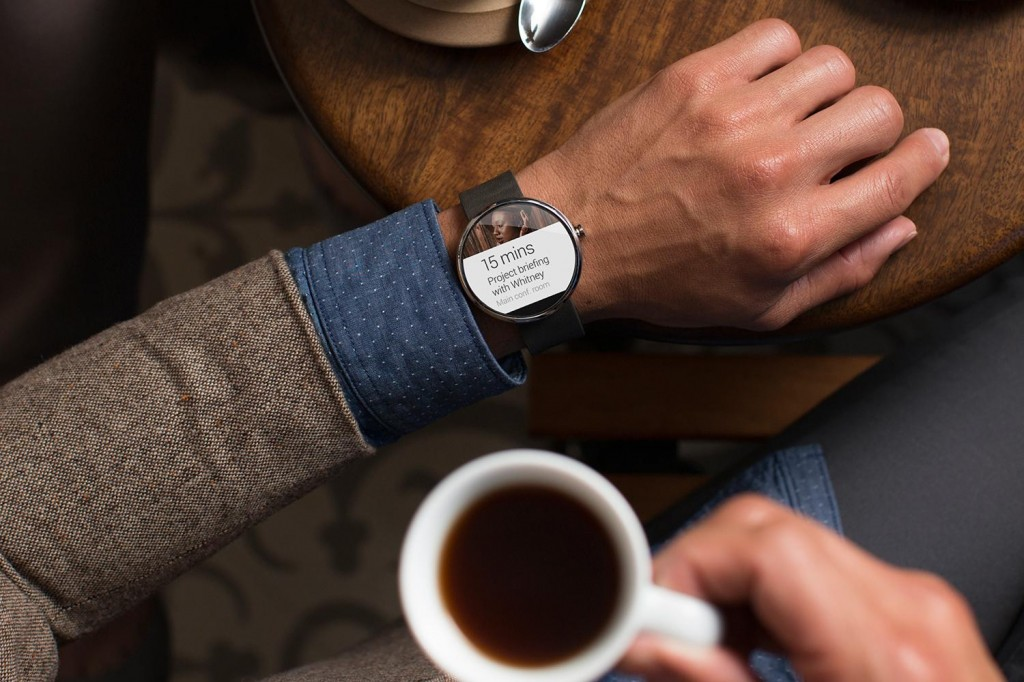 Android Wear Calendrier Alarme