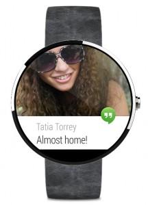 Android Wear Motorola Moto 360