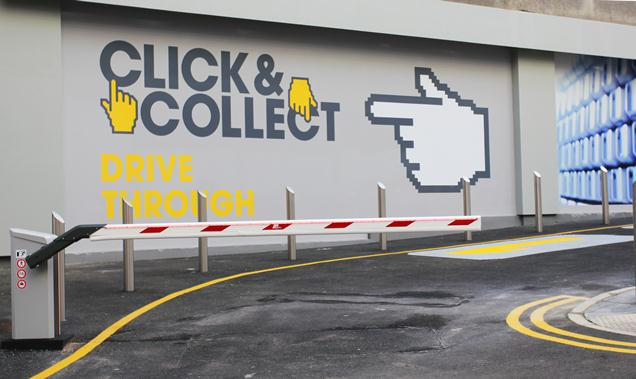 web-to-store : le click & collect