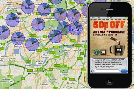 web-to-store : le geofencing