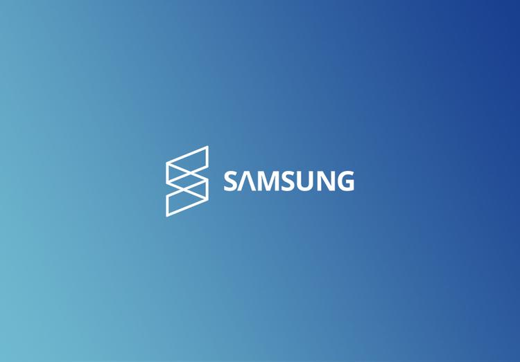 rebranding logo samsung 6