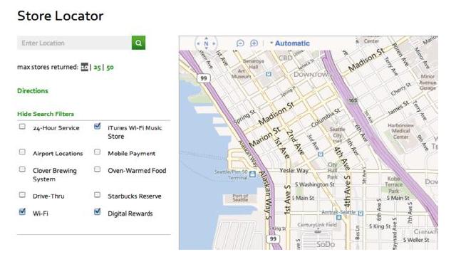 web-to-store : le store locator