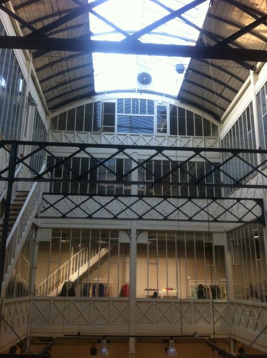 Biennale Next Step lieu
