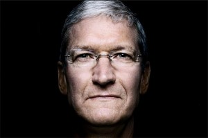 Tim Cook PDG d'Apple