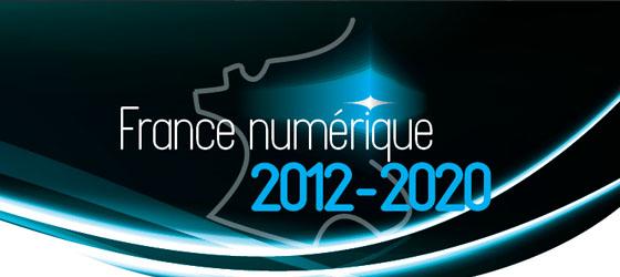 Le pari français : booster le numérique d'ici 2020