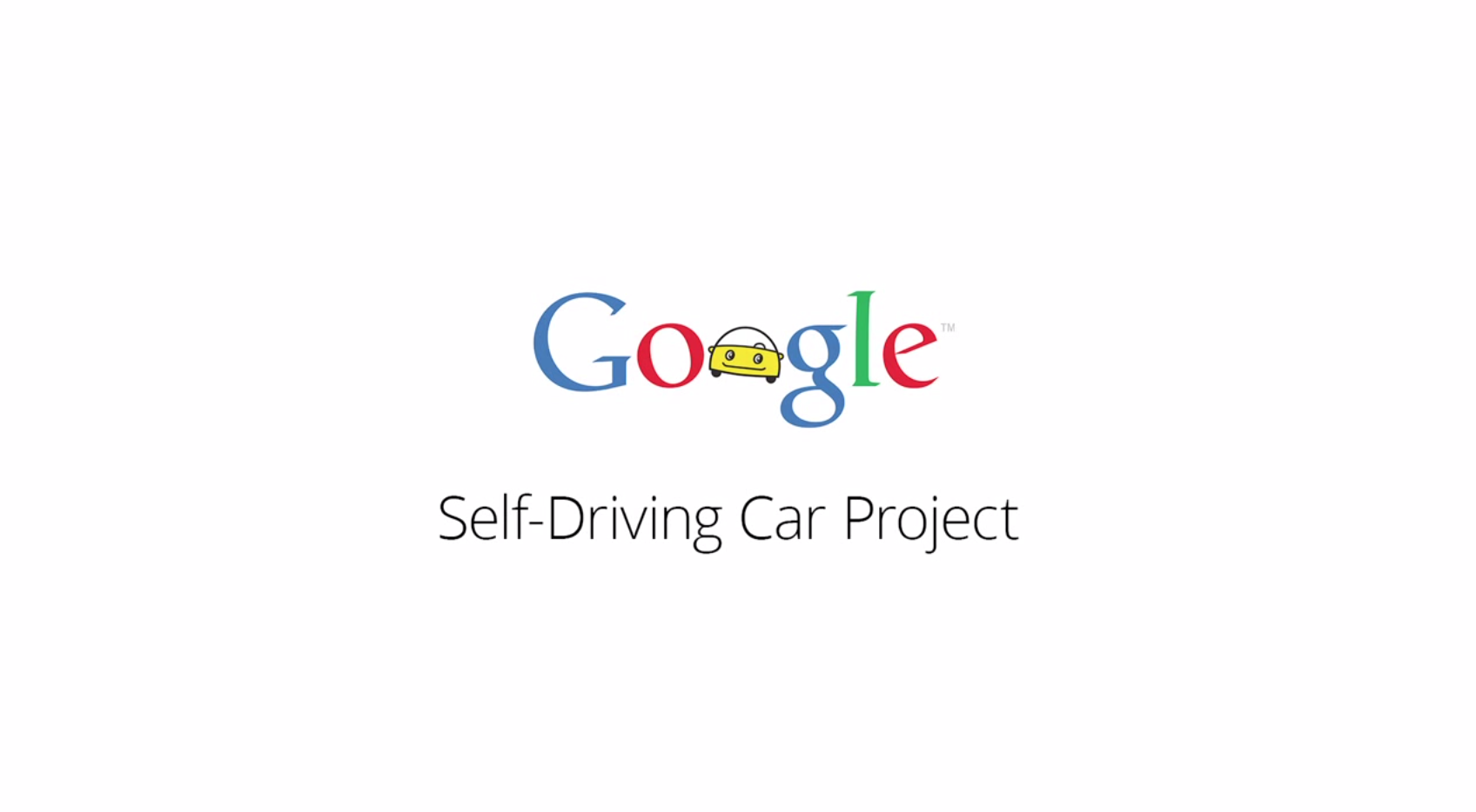 Google : voitures autonomes