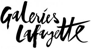 Le nouveau logo des Galeries Lafayette