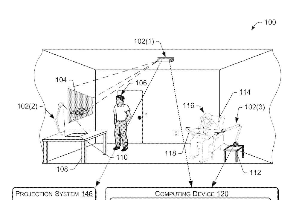 amazon technologie hologramme