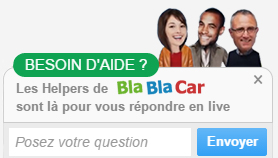 chat-blablacar