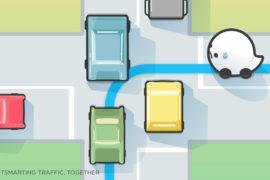 Waze carrefours