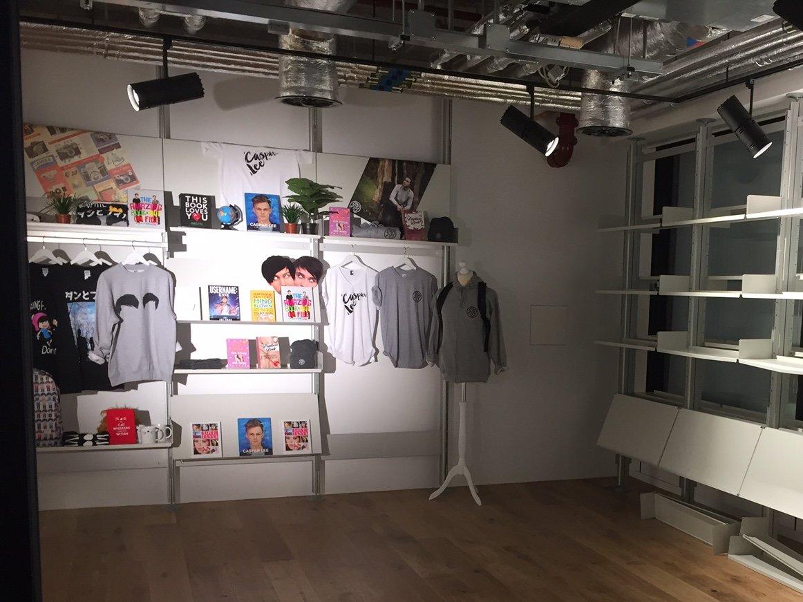youtube creator store