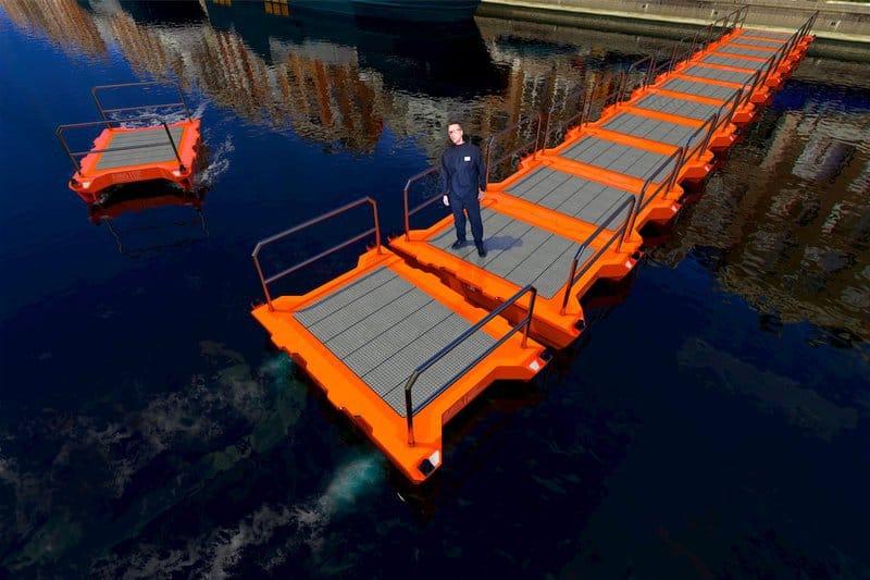 bateaux sans conducteurs amsterdam