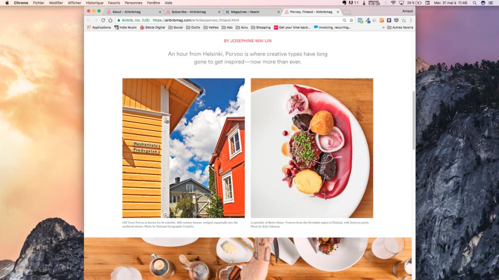 airbnb : article du magazine airbnbmag