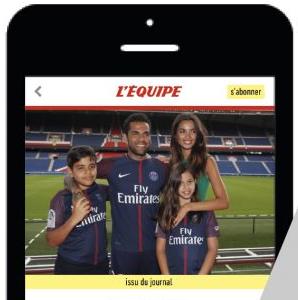 Progressive Web Apps - L'Équipe
