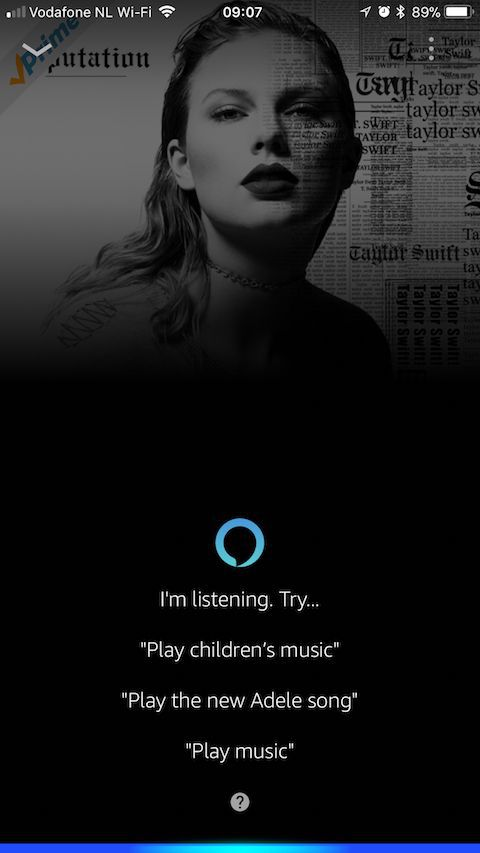 Amazon Music Alexa