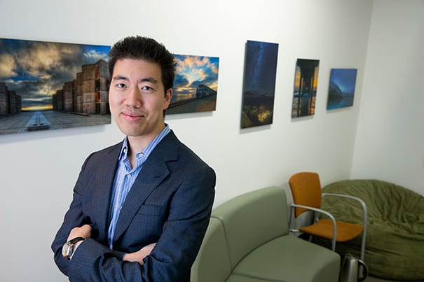 David Liu Base editing