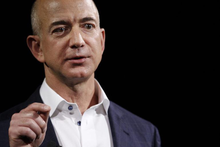 Jeff Bezos Amazon