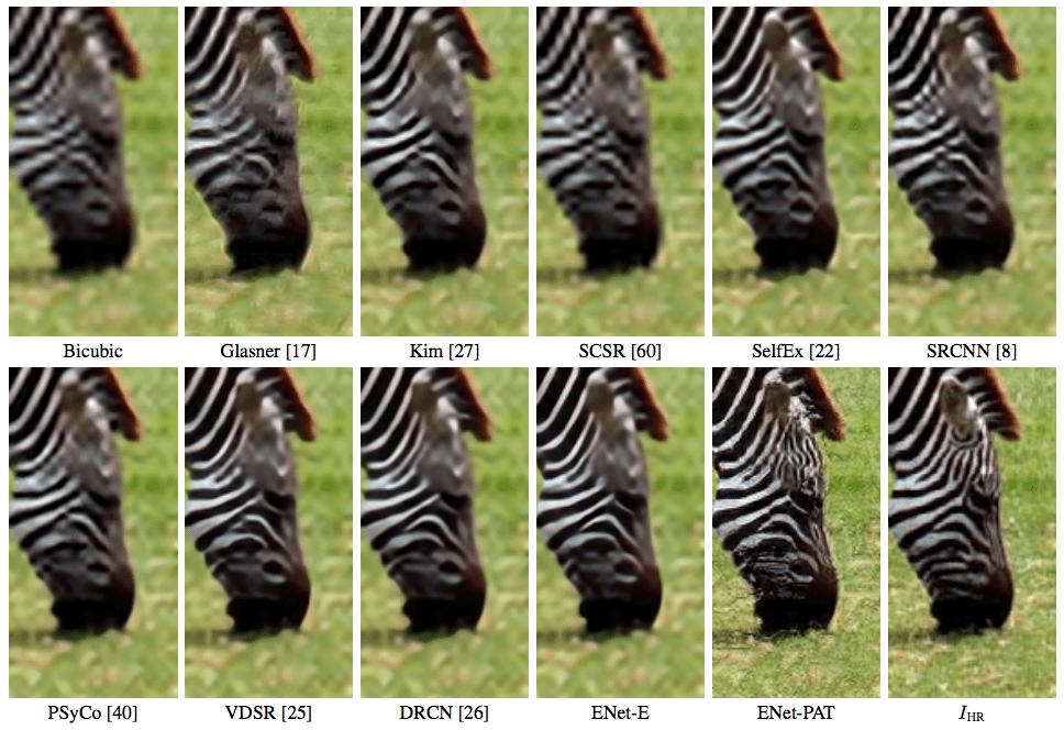 algorithme image pixelisee