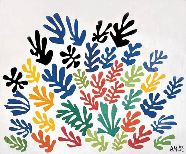 contrefaçons oeuvre Matisse