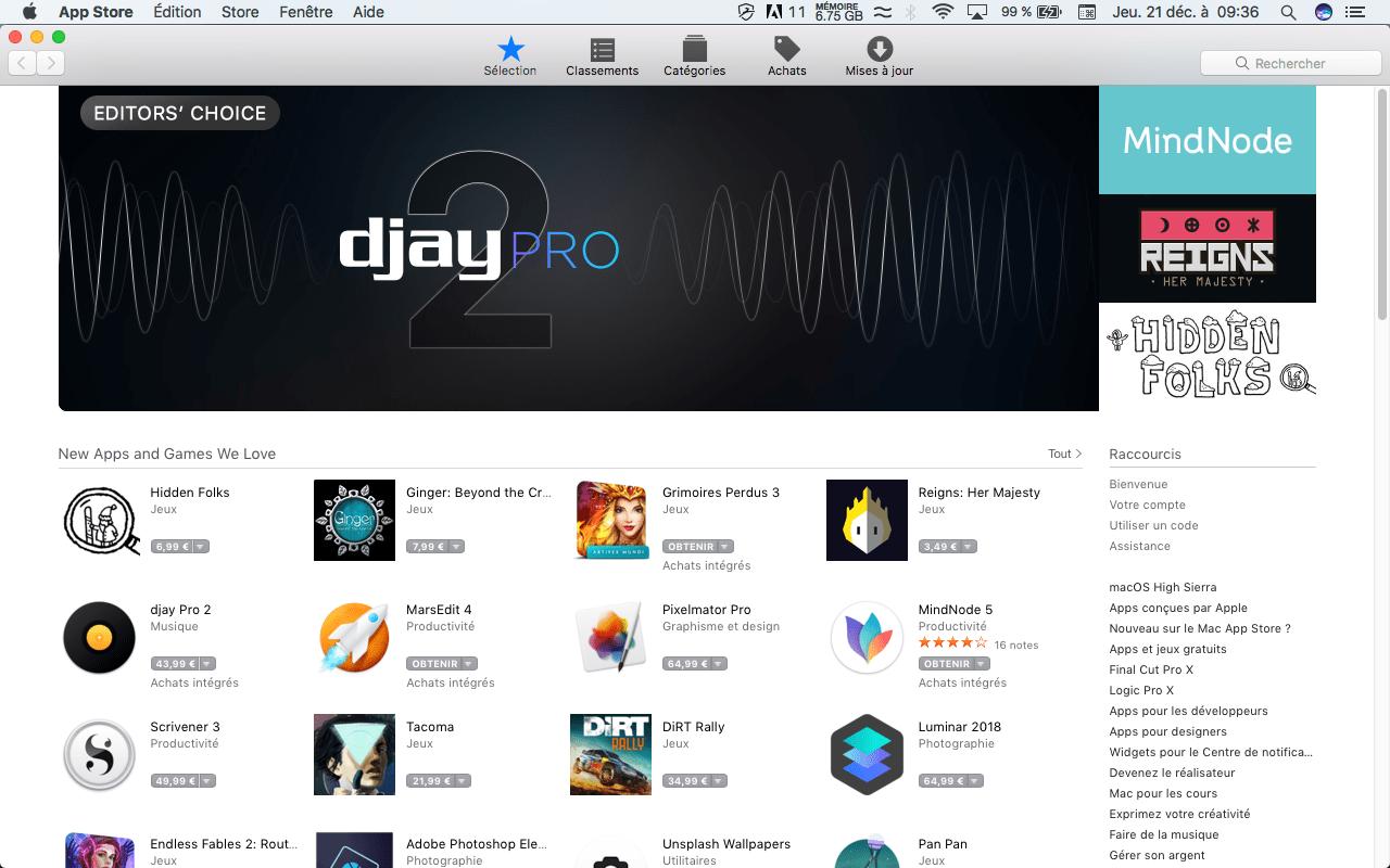 Apple fusionnerait iOS et MacOS