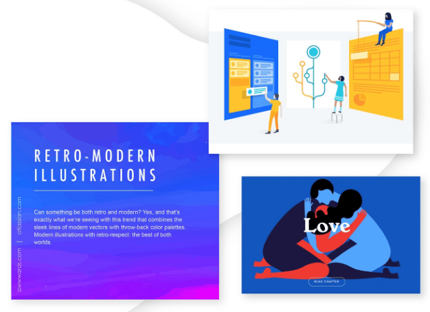 tendances creatives pour 2018 design