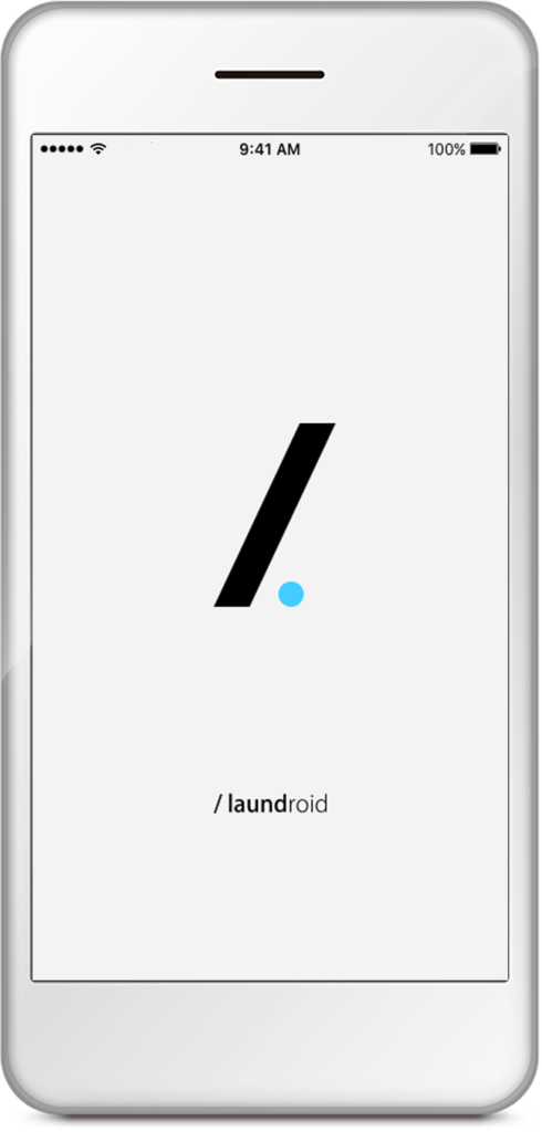 Application mobile Laundroid