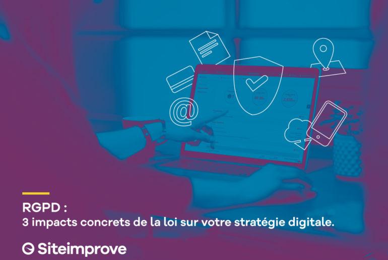 rgpd : conformité avec une stratégie digitale