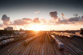 trains automatiques avec système ATO