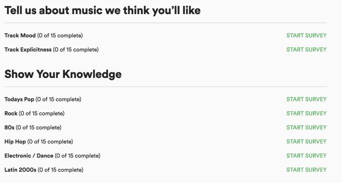Spotify lance Line-In, un outil permettant aux utilisateurs d'apporter plus de détails aux musiques.