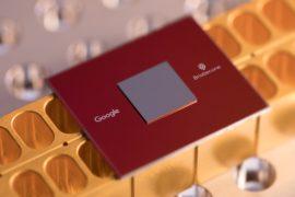 Processeur Bristlecone Google
