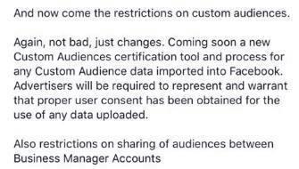 Les annonceurs devront prouver avoir le consentement des utilisateurs pour leur envoyer des mails