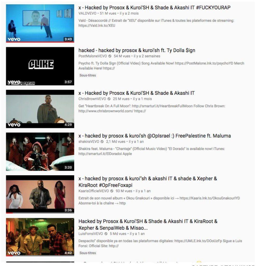 Hack YouTube Despacito VEVO