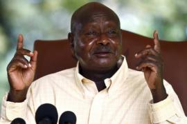 Ouganda taxe Yoweri Museveni