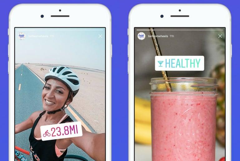 Une app gratuite pour personnaliser ses stickers Instagram