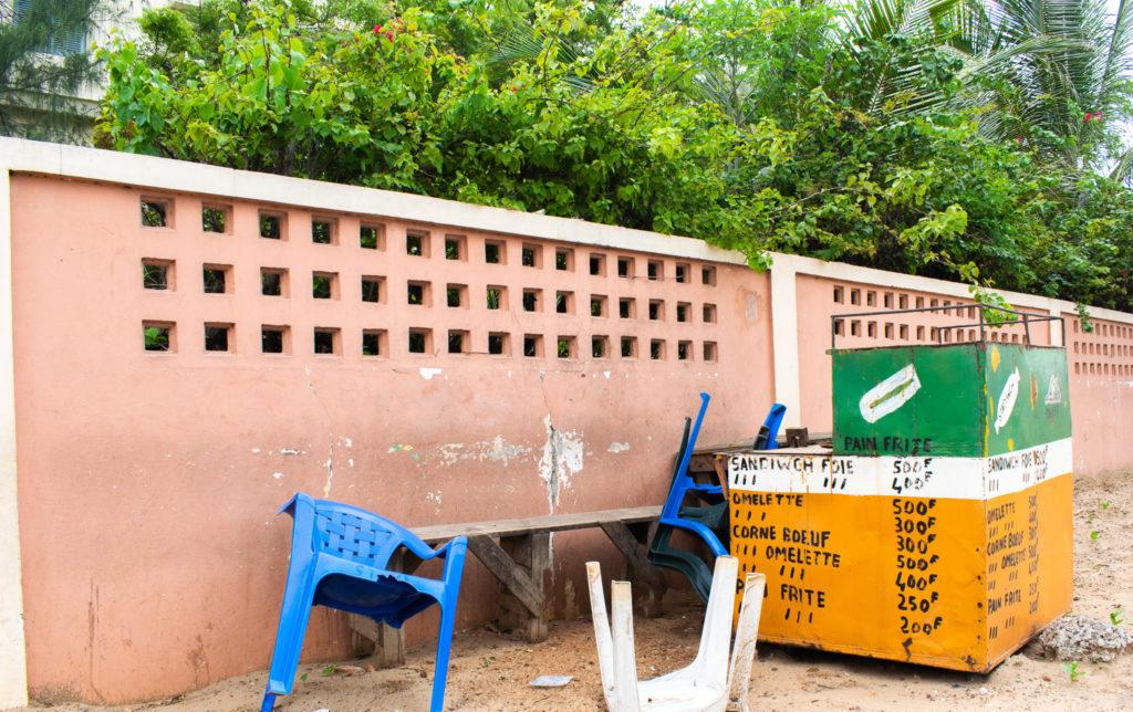 Dakar commerce informel