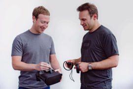 Brendan Iribe, cofondateur et ancien CEO d'Oculus quitte Facebook