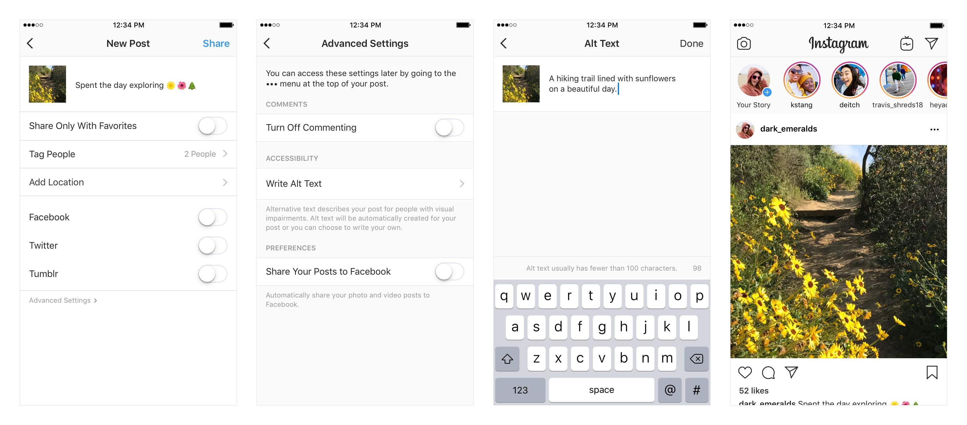 Instagram : l'IA est introduite pour rendre le réseau social plus accessible