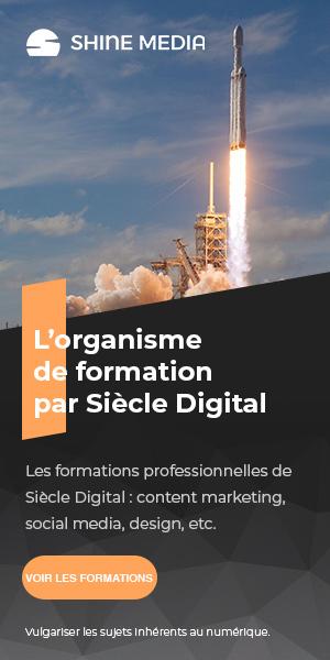 formations professionnelles par Siècle Digital