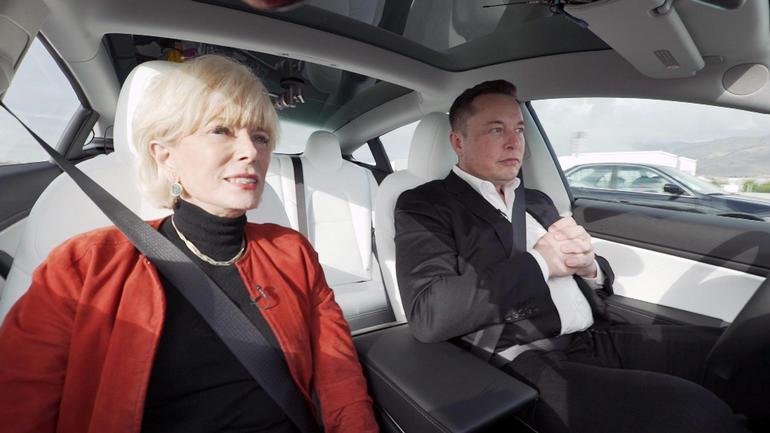 Elon Musk interview 60 minutes liberté d'expression