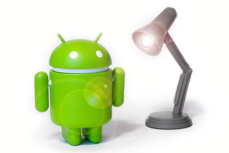 Android Q reconnaissance faciale
