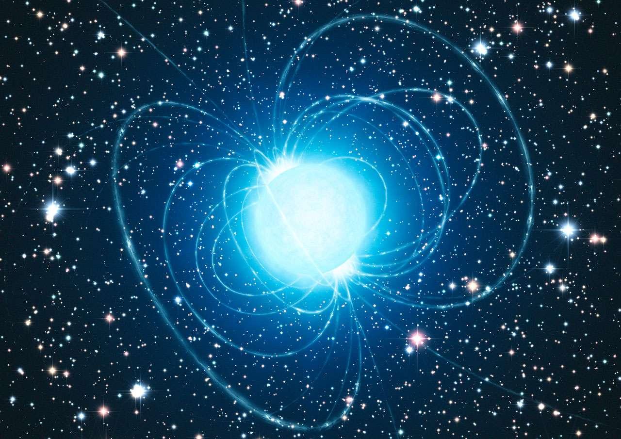 De gigantesques secousses radio ont été entendues dans la Voie lactée, on suppose qu'elles sont le fruit d'un magnétar ou d'une étoile à neutrons