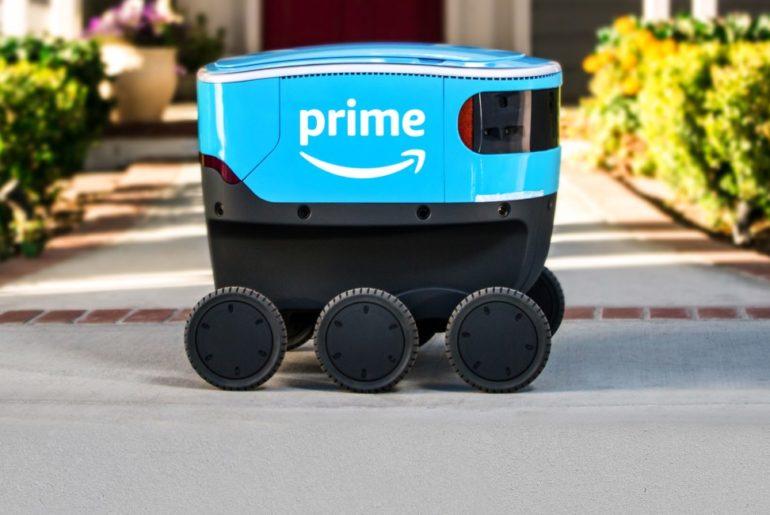 Amazon vient d'annoncer tester un robot autonome de livraison nommé Scout