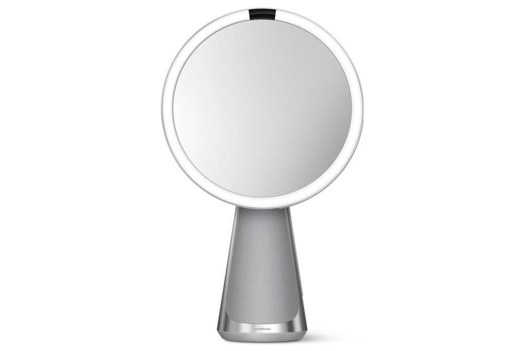 Miroir Simplehuman avec Google Assistant intégré
