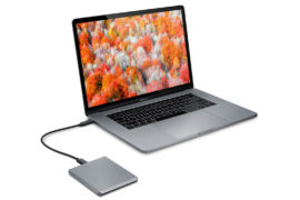 Les disques durs externes LaCie offrent plus de mémoire sous un design plus soigné