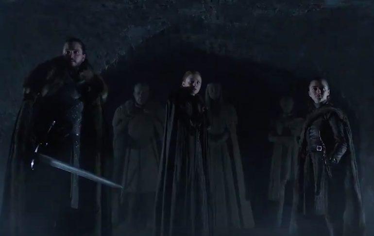 Le premier épisode de la saison 8 de Game of Thrones sortira le 14 avril prochain.